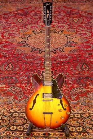 1967 ES 335 (twelve string)