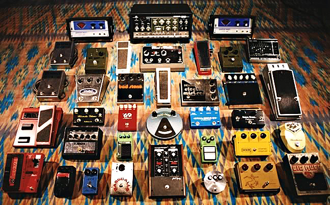 Pedals – Sonic Ranch